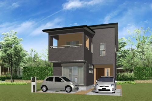 良福寺モデルハウス