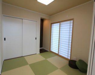 奈良県葛城市の分譲地 モデルハウス
