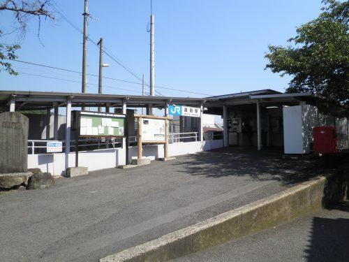 JR和歌山線「畠田駅」