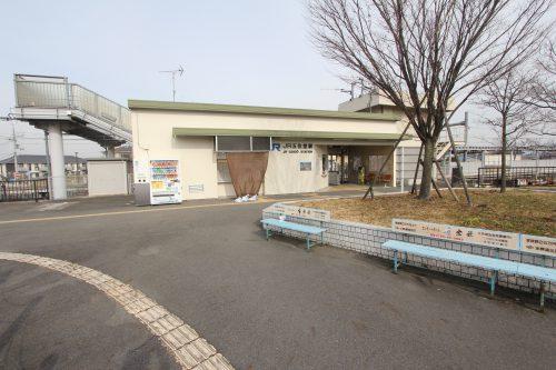 JR和歌山線「JR五位堂駅」