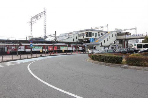 近鉄大阪線「五位堂駅」