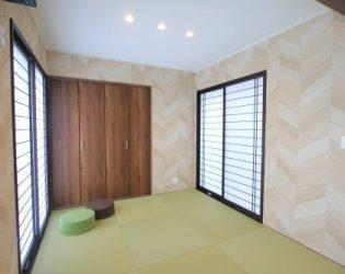 奈良県大和高田市のモデルハウス