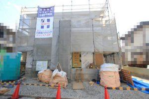 奈良県生駒市 新築工事