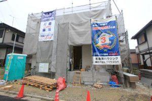 奈良県生駒市の建替え