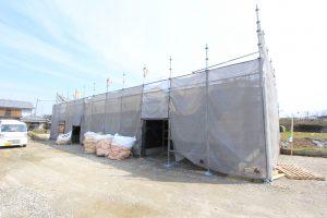 社屋 建設