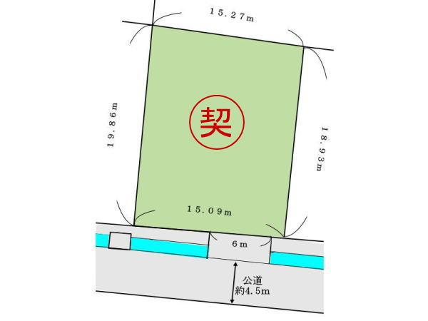 SOLEIL百済区画図