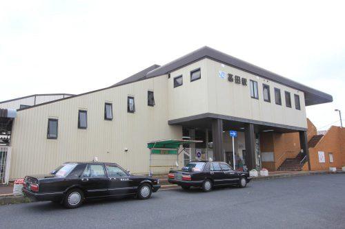 JR和歌山線高田駅