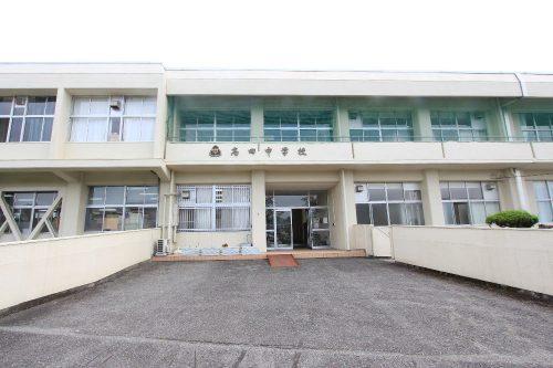 大和高田市立高田中学校