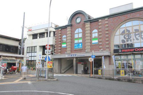 近鉄大阪線「大和高田駅」